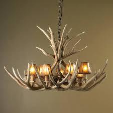 real antler lamp john deer lamp shades real antler lamps