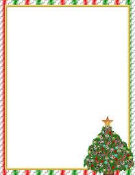 Christmas Christmas Stationery Christmas Border
