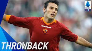 Vincenzo Montella | Best Serie A Goals | Throwback