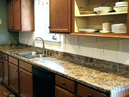 kitchen countertop installation cost cost to replace