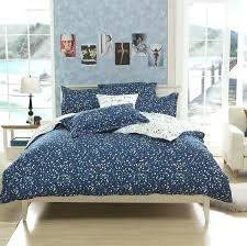 navy blue patterned duvet cover navy blue patterned duvet covers navy print duvet cover dot printing