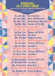 event calendar 2017 event calendar