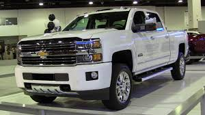 2015 Chevrolet Silverado High Country HD - Review Specs