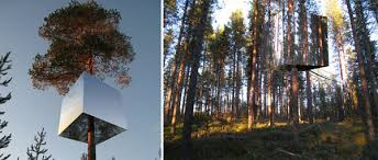 invisible tree house hotel. Invisible Tree House Hotel R