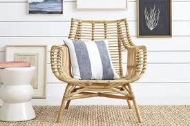 modern rattan furniture. (Image Credit: Serena \u0026 Lily) Modern Rattan Furniture S