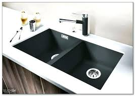 Composite Undermount  Granite Sink Vs Stainless Steel V82