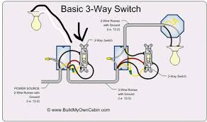 wire a 3 way light switch facbooik com 3 Way Light Wiring Diagram 3 way switch wiring diagrams do it yourself help wiring diagram for 3 way light