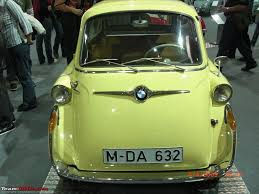 Coupe Series 3 wheel car bmw : 3 Wheeled BMW Isetta from Jai Vilas Palace Gwalior - Team-BHP