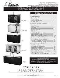 tbb english pdf 0 free pdf for true t 36 gc s refrigerator manual true