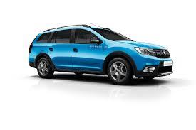 2017 Dacia Logan MCV Stepway revealed | MotorArticles