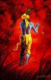 View 28 Black Krishna Hd Wallpaper 4K