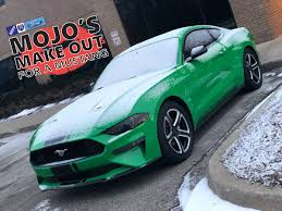 This Year, You Have To Make Out With Someone To Win This 2019 Ford Mustang  From @SzottFord AND $5000. Qualify To Win Daily At 7:30a, 8:30a, 12:30p, ...