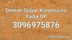 demon slayer kimetsu no yaiba op roblox