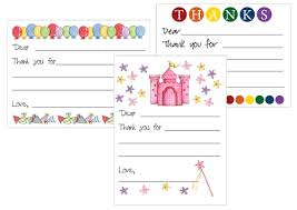 Printable Thank You Cards For Teachers Printable Thank You Card Templates For Kids Life Your Way