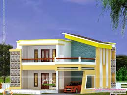 flat roof house plan and elevation kerala home design bloglovin