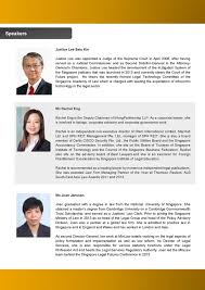 futures conference on 8 july 2016 that provided a glimpse of what the future holds the singapore academy of law is pleased to present a roundtable
