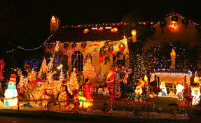 Christmas Light Installation Pasadena Ca Pasadena Ca The 30 Most Decked Out Holiday Homes In