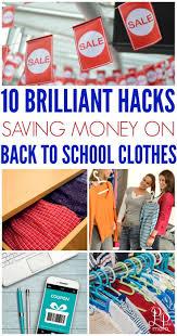 Back To School Money Savings Hack