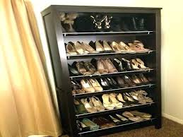 small closet shoe storage ideas full size of small closet shoe storage ideas rack organizer 7