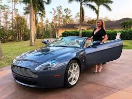 Sold 2007 Aston Martin Vantage 3321 Miles For Sale By Autohaus Of Naples 239 263 8500 Youtube