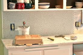 interior kitchen backsplash penny tile whipstitch useful present 4 penny tile backsplash