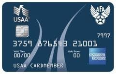 My usaa rewards platinum visa still has such an offer showing. Usaa Military Affiliate American Express Card Reviews Info
