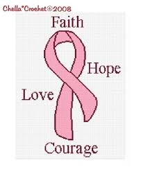 50 best Cancer Quilts images on Pinterest | Quilt patterns, Quilt ... & Breast Cancer Faith Hope Love Afghan Crochet Pattern. Alex what u think? Adamdwight.com
