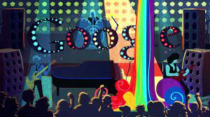 Freddie Mercury Google Doodle - YouTube