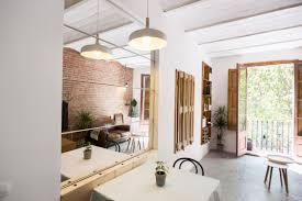 smart furniture design. Renovasi Rumah Ini Dilakukan Dari Awal Seperti Pengeksposan Dinding Bata Dan Langit-langit Yang Berkubah. Menggunakan Furniture Smart Design