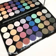 makeup revolution mermaids forever palette