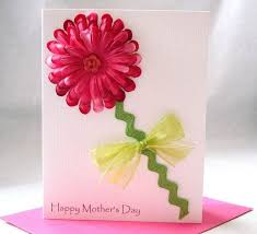 Birthday On Day Card Handmade Mothers Day And Birthday Card Ideas Family Holiday Net