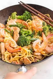 Chicken shrimp asian recipes