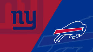 New York Giants Qb Depth Chart Buffalo Bills At New York Giants Matchup Preview 9 15 19