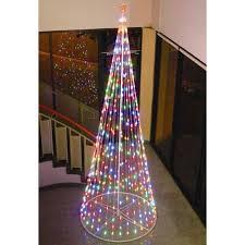 Kurt S Adler Lighted Iridescent Beaded Gem Star Christmas Tree Christmas Tree Lighted Star