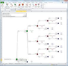 002 Decision Tree Template Excel Ideas 6 Ptree2010
