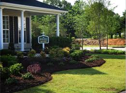 Stunning Front Yard Landscaping Ideas For Ranch Style Homes Pics Decoration  Ideas