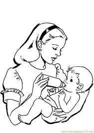 Small Picture Free Coloring Pages Baby Coloring Home