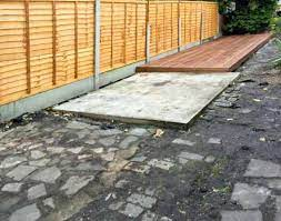 garden fence installation and repair in