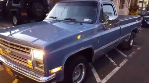 Silverado chevy 1987 silverado : 1987 Chevrolet Silverado For Sale~Low Miles~Fully Restored~Like ...