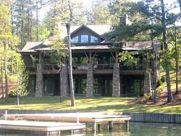 lake house plans walkout basement small with lake house plans walkout basement small with