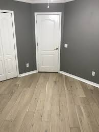 Image Wood Wallpaper Loving These Diagonal Engineered Hardwood Wide Plank Hand Scraped Light Grey Oak Floors With Behr Casual Grey Walls Pinterest Loving These Diagonal Engineered Hardwood Wide Plank Hand Scraped