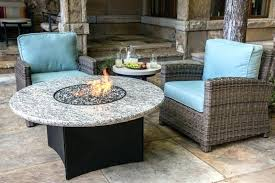 gas fire pit tables costco gas fire pit table round granite fire table gas fire pit