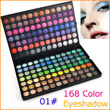professional 168 full colors makeup eye shadow cosmetic pigment eyeshadow palette makeup kit lt mcp0098 ping