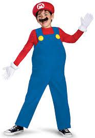 Nice Deluxe Mario™ Child Costume