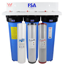 whole house water filter cartridge. Triple Whole House Water Filter System 20\ Cartridge R