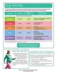 Pregnancy Diet Plan Chart In Urdu