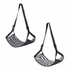 adjule hammock swing mini foot rest stands under desk feet home office