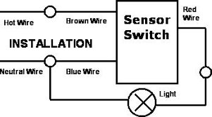 how to wire motion sensor occupancy sensors readingrat net Motion Detector Wiring Diagram motion sensor flood light wiring diagram wiring diagram and, wiring diagram motion detector wiring diagram free