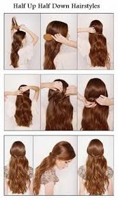 Hairstyle Easy Step By Step step by step easy hairstyles for long hair hairstyle fo women & man 3375 by stevesalt.us