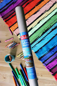 i love this cool giant coloring mural kids and s will absolutely love to be able to color on the walls or floor without making a mess